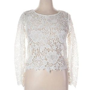 Divided by H&M Lace Blouse